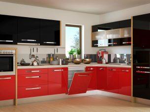 Bucătăria Italia modulară Configuratia 1