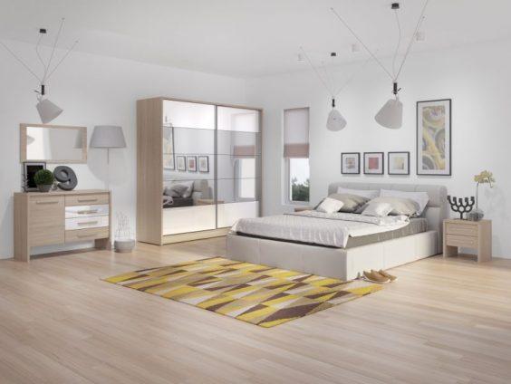 Dormitor Galileo Configuratia 2