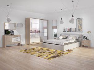 Configuratia 3 Dormitor Galileo