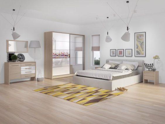 Dormitor Galileo Configuratia 3