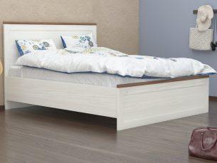 Pat dormitor 2 persoane Melody (Pal)