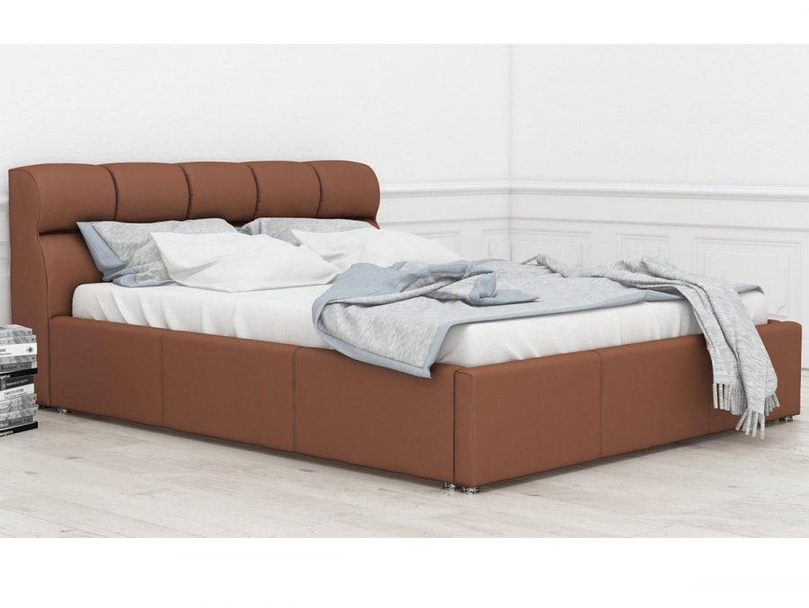 Pat dormitor 2 persoane Fix Galileo