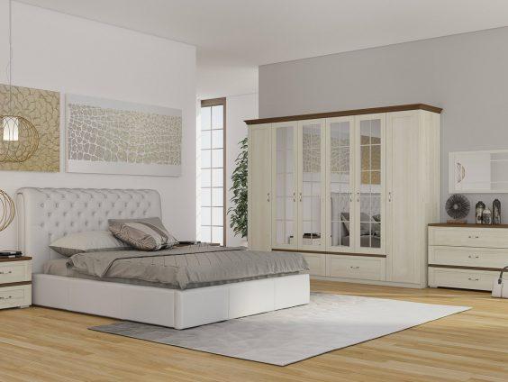 Set Dormitor Melody 6 Usi