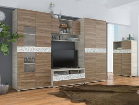Living Gardenia Configuratie B + Modul H Optional