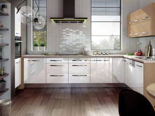 Bucătăria Italia modulară Configuratia 3