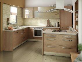 Bucătăria Italia modulară Configuratia 4