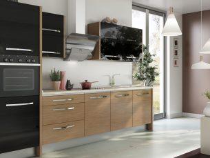 Bucătăria Italia modulară Configuratia 12