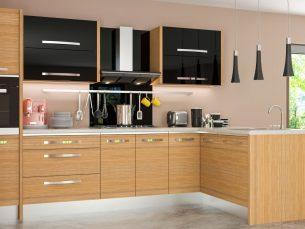 Bucătăria Italia modulară Configuratia 8
