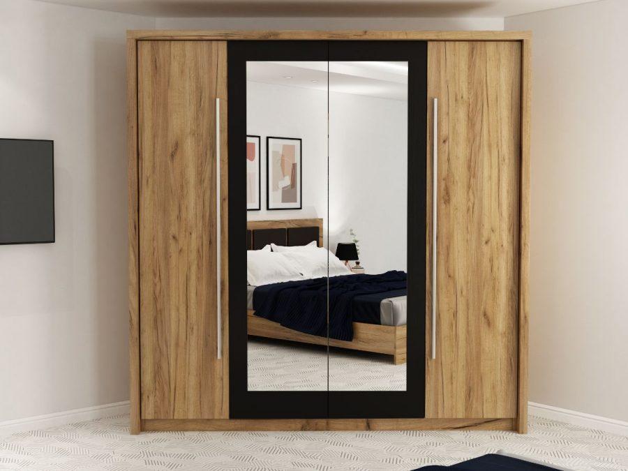 Dulap Dormitor Luna Cu 4 Usi