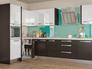 Bucătăria Italia modulară Configuratia 10