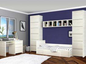 Dormitor Mobix Configuratia M1