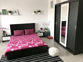 Oferta Dormitor 4 piese 🚚 Bingo F