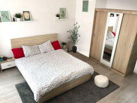 Oferta Dormitor 4 piese 🚚 Bingo