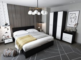 Oferta Dormitor Complet Mario