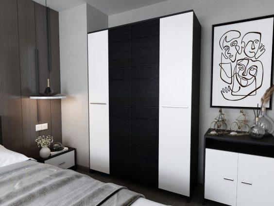 Dulap Dormitor Mario 4U