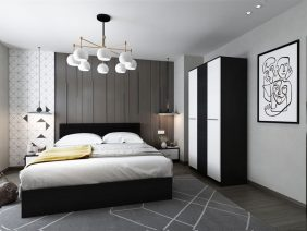 Oferta Dormitor Mario 3U - 4 piese