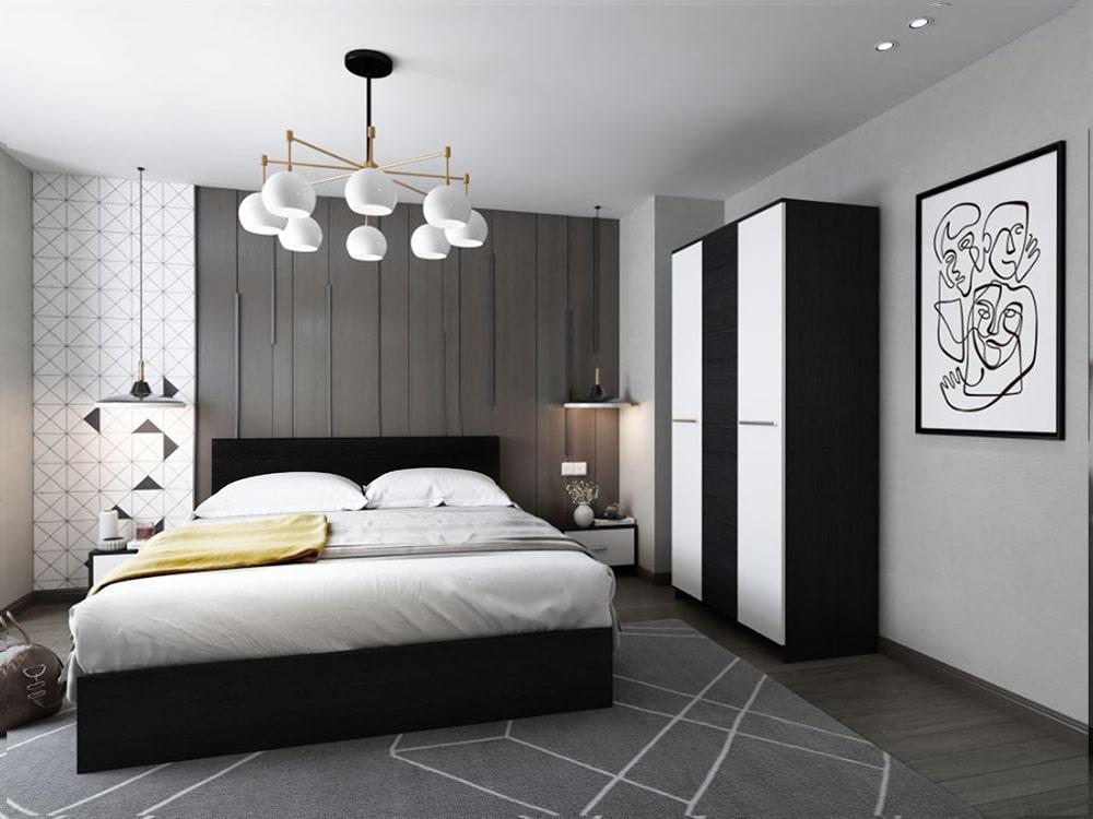 Oferta Dormitor 🥇 Mario 3U - 4 piese