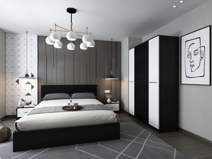Set Dormitor Mario 4U 4 piese