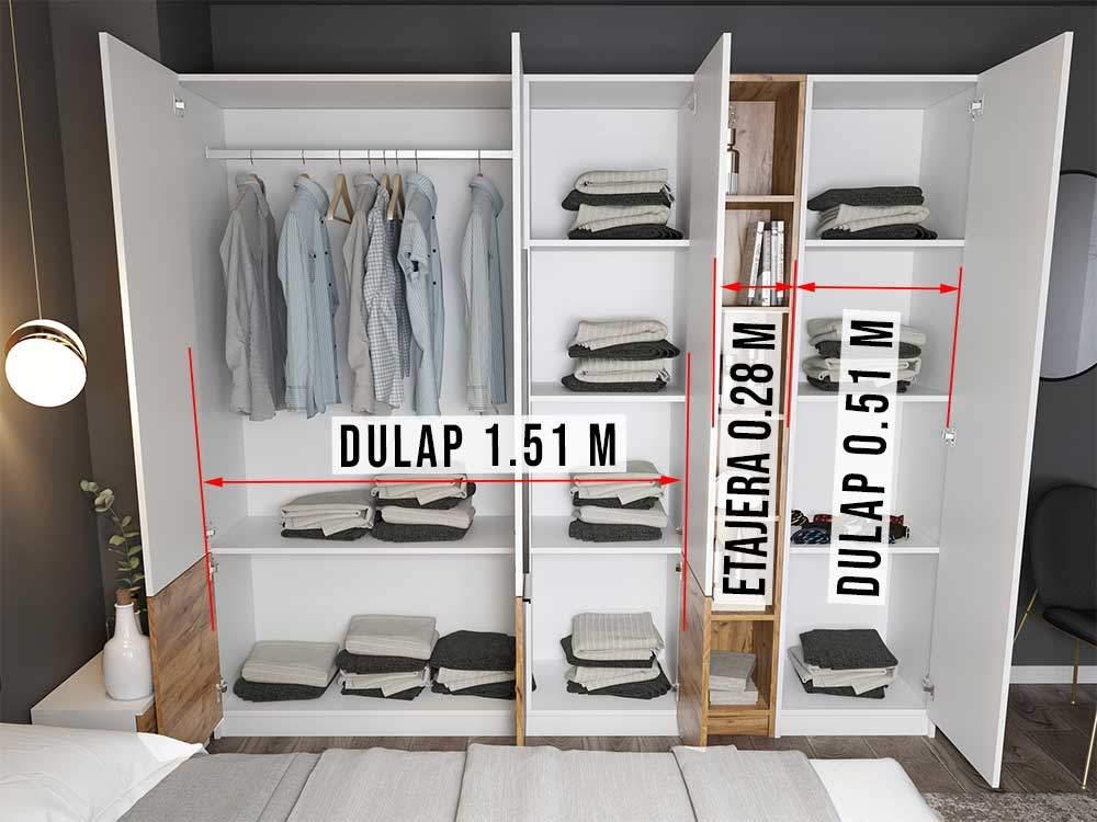 Dressing / Dulap Dormitor Timea