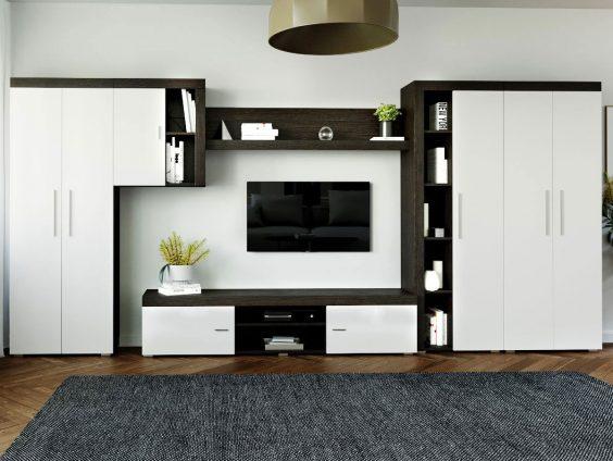 Mobila sufragerie – Living Milan C1 DUO