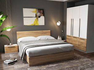 Set Dormitor Timea - 4 piese