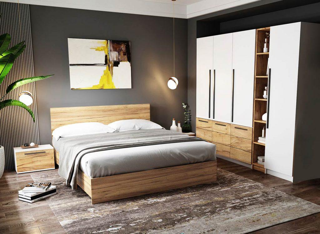 Set Dormitor Timea - 6 piese
