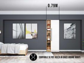 Dressing 0.79m / Dulap Dormitor Timea
