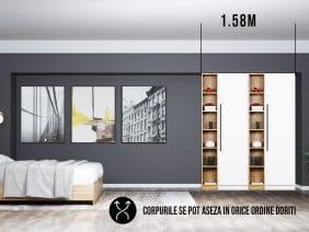 Dressing 1.58m / Dulap Dormitor Timea
