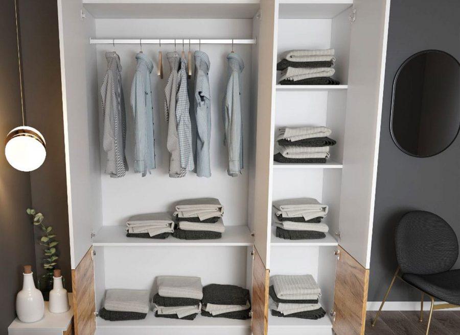Set Dormitor Timea - 5 piese