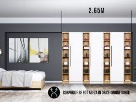 Dressing 2.65m / Dulap Dormitor Timea