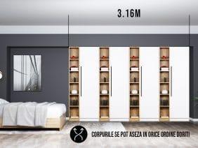 Dressing 3.16m / Dulap Dormitor Timea