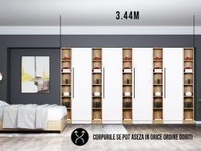 Dressing 3.44m / Dulap Dormitor Timea