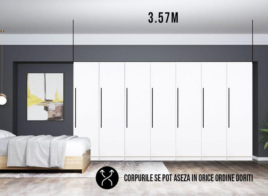 Dressing 3.57m / Dulap Dormitor Timea