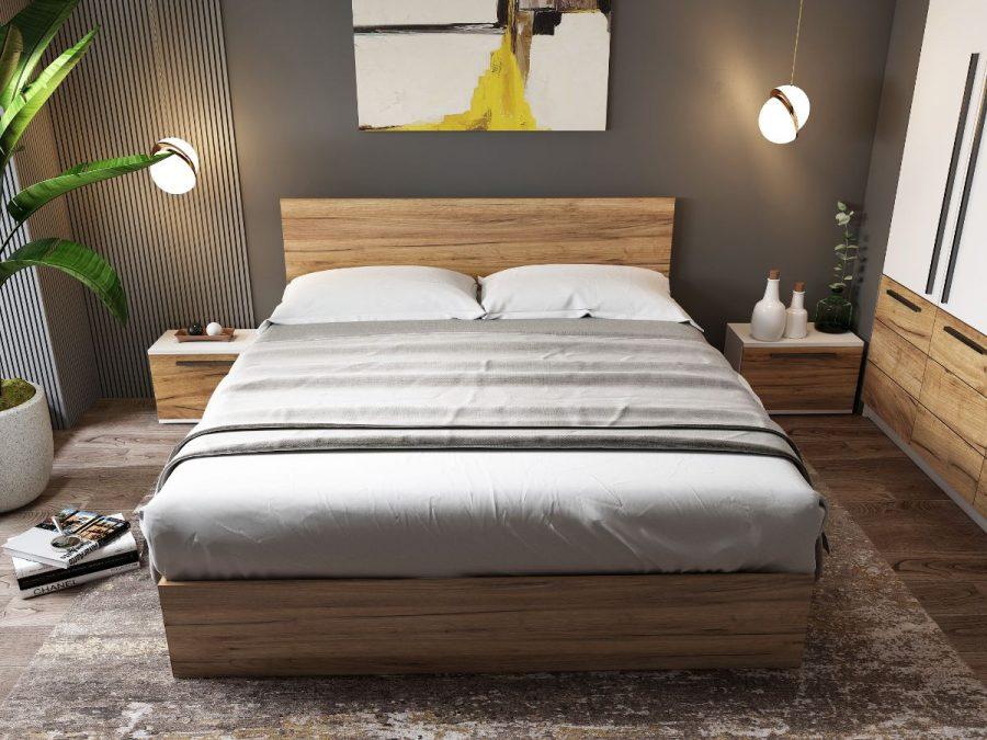 Set Mobila Dormitor Timea - 5 piese