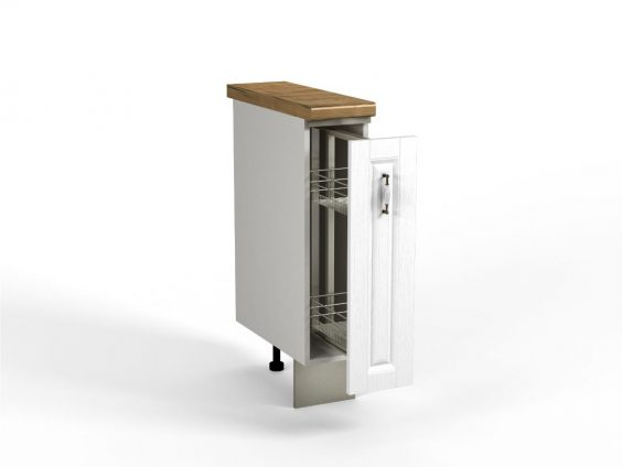 Corp Inferior 200 Jolly - Cucina Alb Ultra Mat