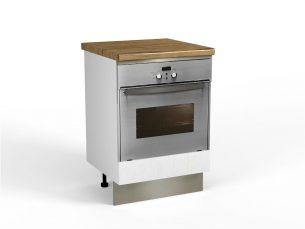 Corp Inferior Cuptor 600 - Cucina Alb Structo