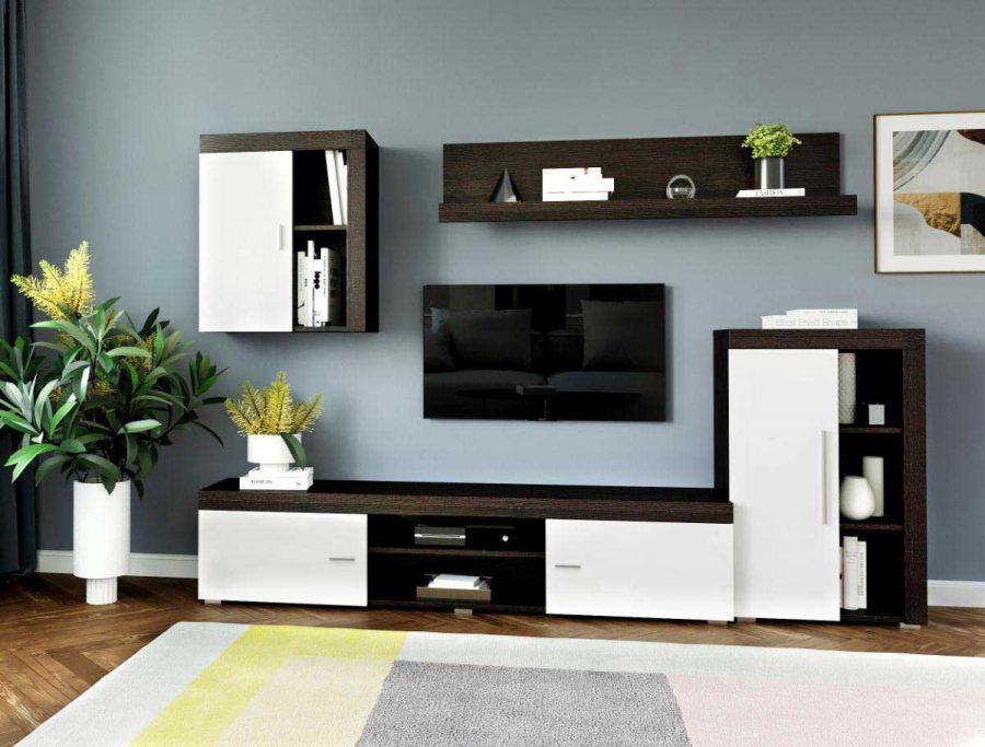 Mobila sufragerie - Living Milan C2