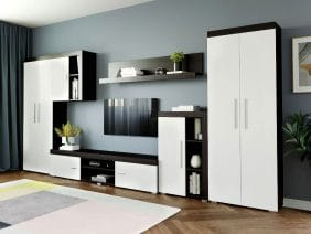 Mobila sufragerie - Living Milan C2 DUO