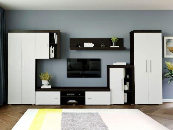 Mobila sufragerie – Living Milan C2 DUO