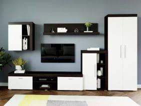 Mobila sufragerie - Living Milan C2 UNO