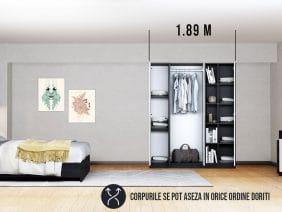 Dressing 1.89m / Dulap Dormitor Mario