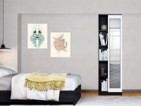 Dulap Dormitor Mario 1U cu oglinda