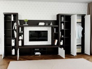 Mobila sufragerie - Living Milan C3 UNO