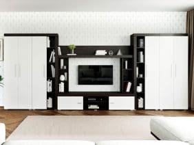 Mobila sufragerie - Living Milan C3 DUO
