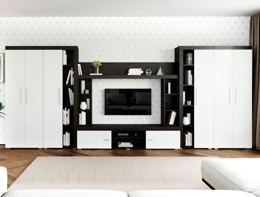 Mobila sufragerie - Living Milan C3 DUO