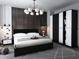 Set Dormitor Mario 4U 5 piese