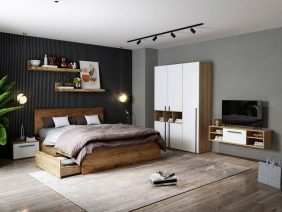Set Dormitor Fox 04