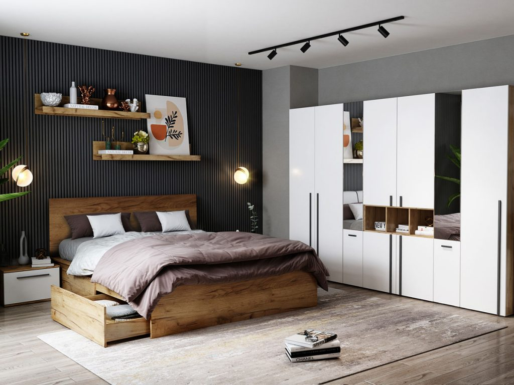 Set Dormitor Fox 19