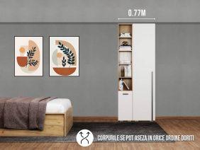 Dressing 0.77m / Dulap Dormitor Fox