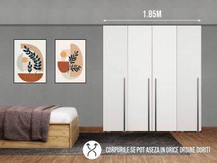 Dressing 1.85m / Dulap Dormitor Fox
